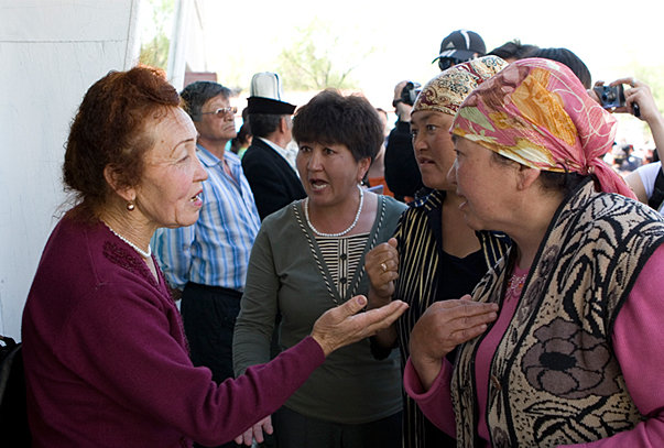 Most Kyrgyz protsts feature an ОБОН or two.