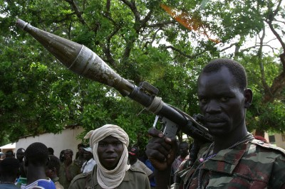 Rebels in the Central African Republic. CC License-BY-2.0