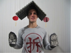 Nick Compton from Beijing Cream puts together some Halloween costume ideas, with Chinese character.