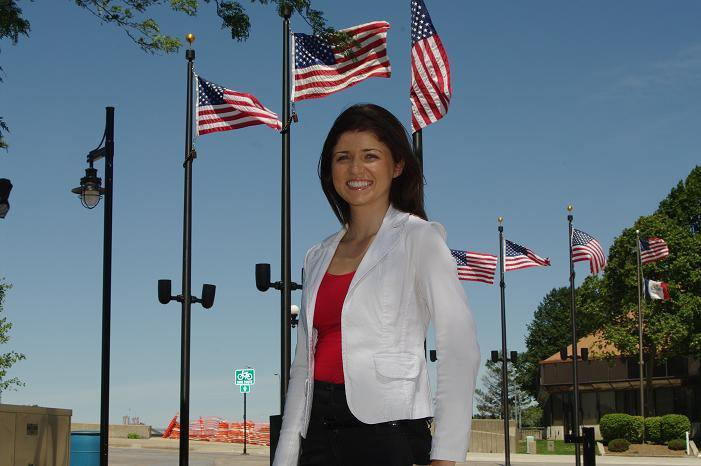Anesa Kajtazovic; official campaign photo.