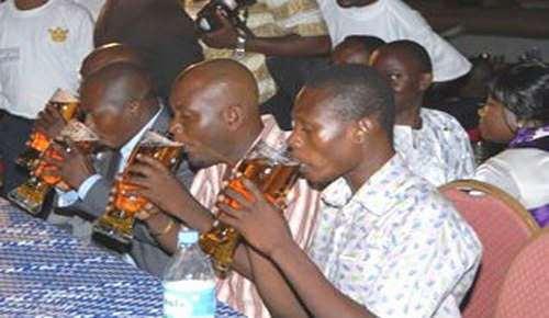 Beer Fest in Togo in Lomé, Togo via Togo actualités