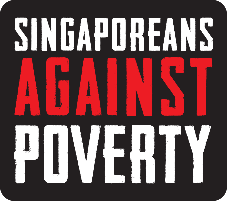 Image from 'Singaporeans Against Poverty' Facebook page