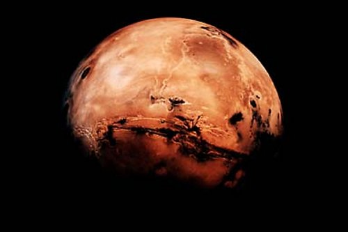 Mars is off-limits to Saudis, says religious scholar Shaikh Ali Al Hekmi. Photo credit: NASA's Marshall Space Flight Center (CC BY-NC-ND 2.0)