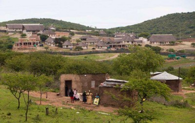 Nkandla neighbors