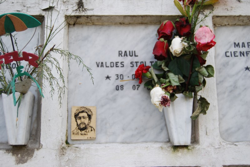 Raúl Valdés Stoltze. Memorial for the Disappeared. Photo by Paul Lowry on Flickr, under a Creative Commons license (CC BY 2.0)