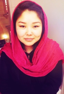 Interview With :    Anita Haidary, Afghan Women's Rights Activist and Co-Founder of Young Women for Change -YWC