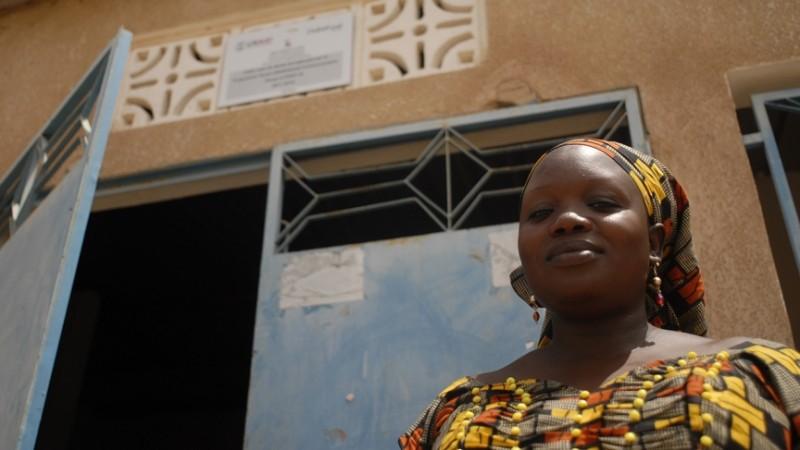 Awa Diagne in Senegal