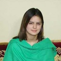 Ghazala Javed (1988-2012). Image courtesy Wikipedia