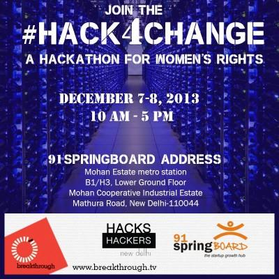 Hack4Change