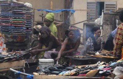 Basin Market in Bamako, Mali via Palladium blog