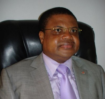 Nicolas Tiangaye, prime minister of the CAR