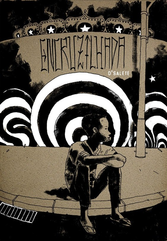 "Cover of ""Encruzilhada"", by Marcelo D´Salete. Image used with permission."