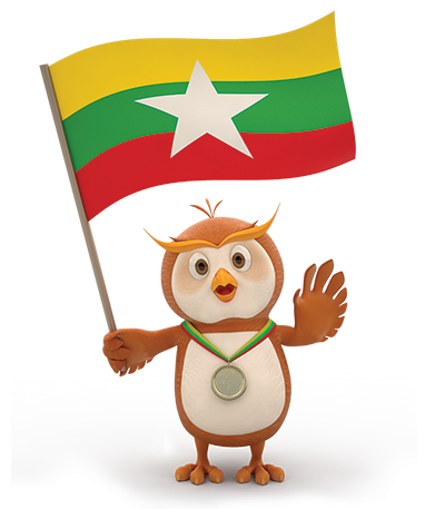 Official mascot of the 27th SEA Games