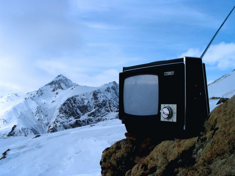 """Yeti TV"" Dombay Mountain"