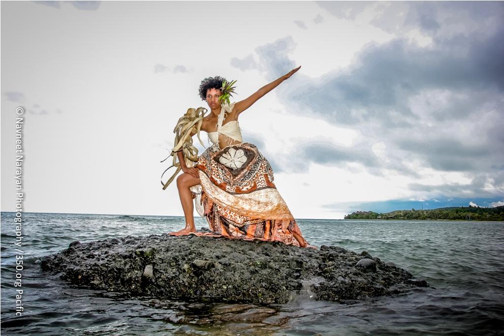 Pacific islanders rising