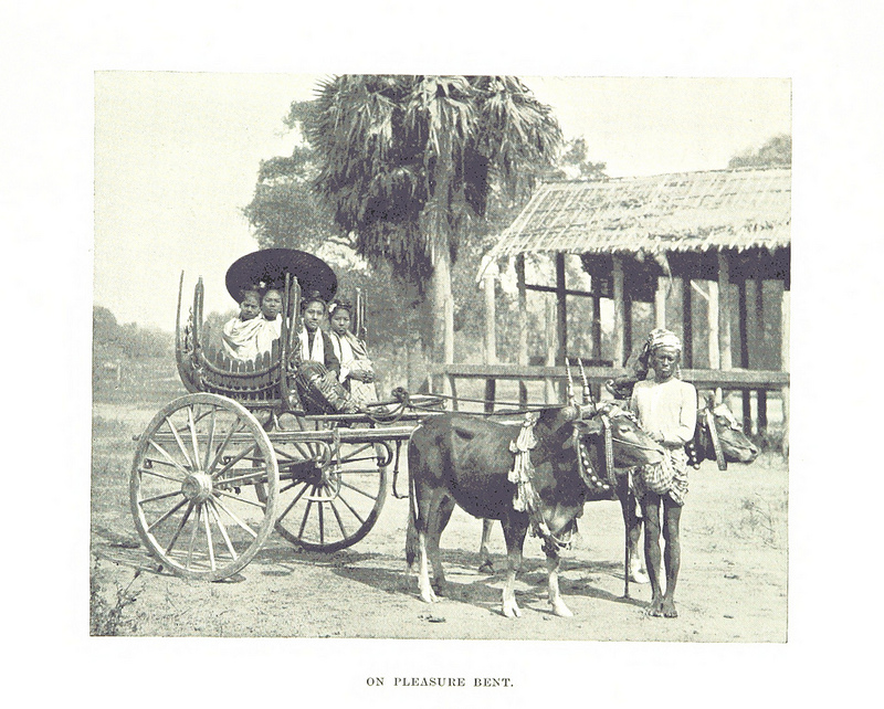 burma carriage