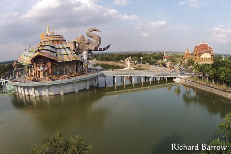 Wat Ban Rai in Dan Kun Tod, Nakhon Ratchasima