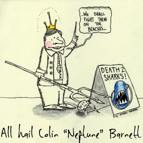 Colin Neptune Barnett