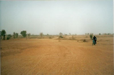 Kayes region  in Mali at the border with Senegal via wikipedia CC-BY-2.0
