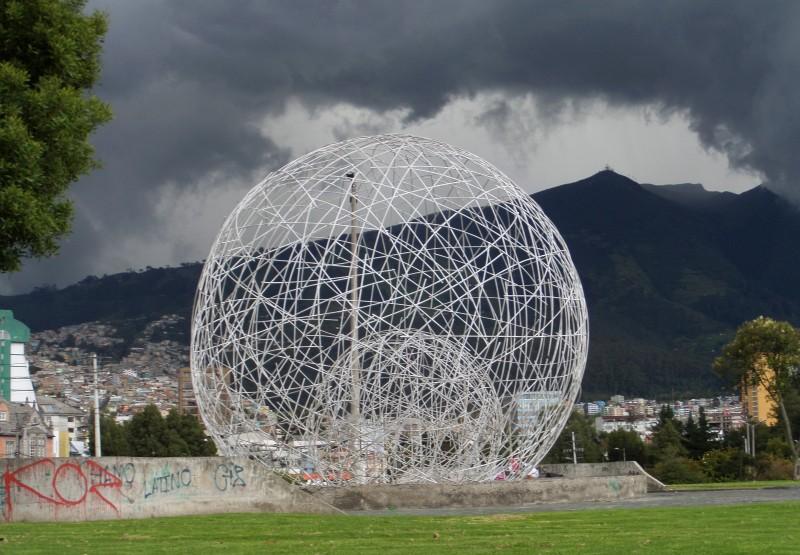 Parque del Arbolito, Quito, Ecuador.