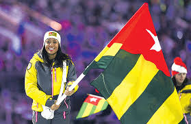 Mathilde-Amivi Petitjean, Togolese cross-country skier via wikipedia CC-BY-2.0