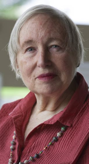 Dr. Alison Jolly, Primatologist  1937-2014- Public Domain