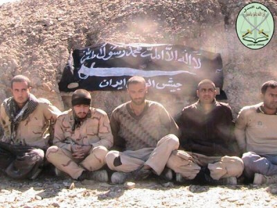 Five Soldiers kidnapped nera Iran-Pakistan border, source: Jaish al-Adl's Twitter