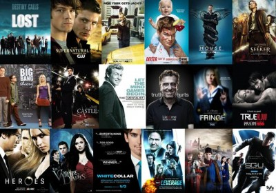 American TV shows have gained great popularity in China over the past few years.