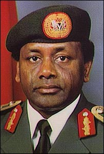 Late General Sani Abacha (Image by  AfricanSuccess and released to the Creative Common Licence)
