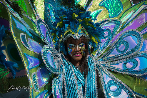 """Carnival Queen""; photo by Quinten Questel, used under a CC license."