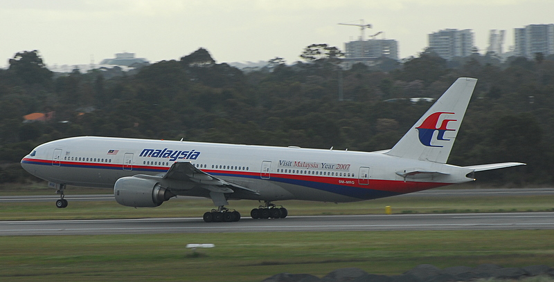 Malaysian Airline. Flickr photo by planegeezer (CC License)