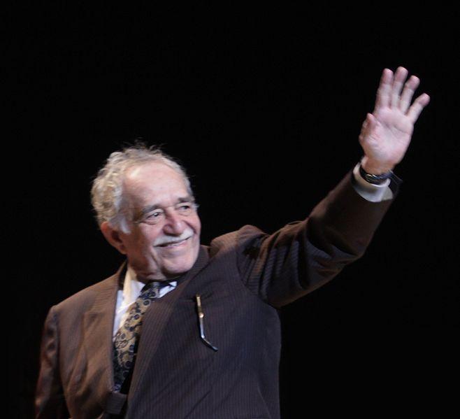Gabriel García Márquez. Image by Wikimedia/Festival Internacional de Cine en Guadalajara. CC BY 2.0