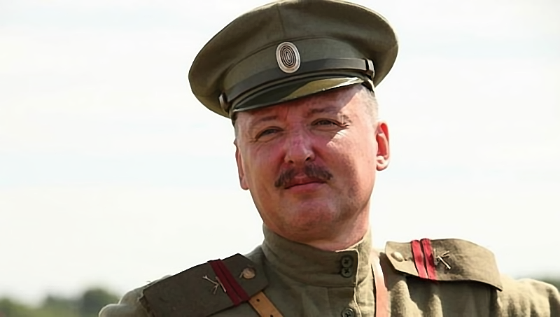 Leader of Slavyanks separatists, Igor Strelkov is a historical reenactor, and, allegedly, works for Russia's military intelligence.