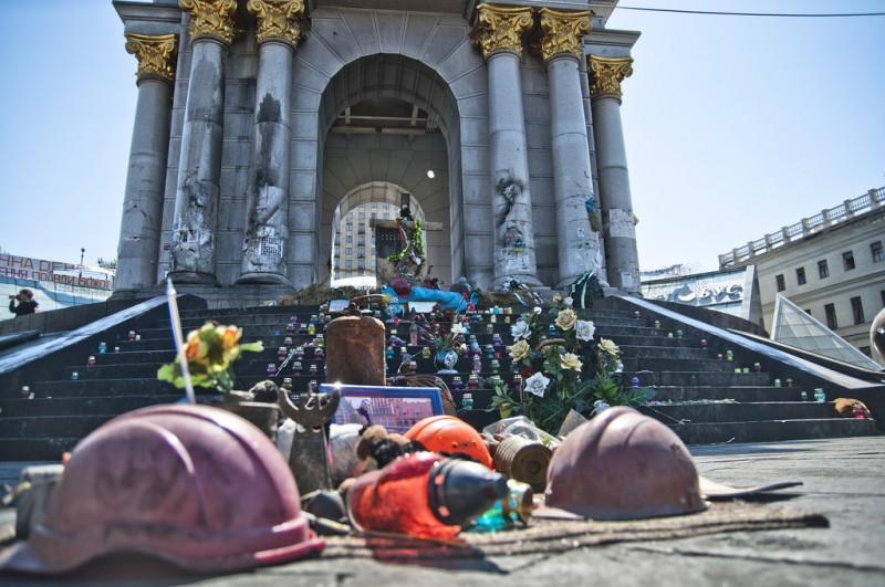 Euromaidan, May 2014