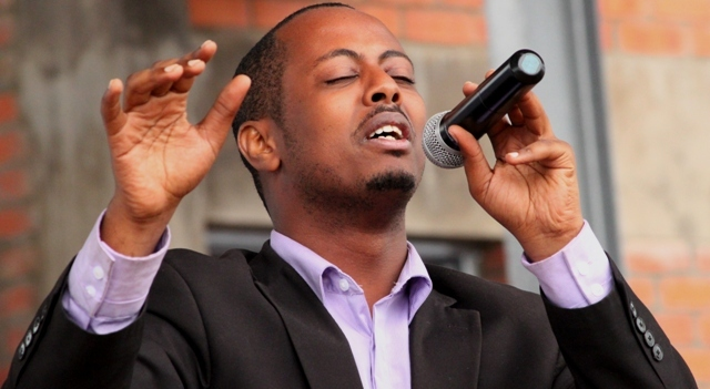 Singer and activist Kizito Mihigo - Public Domain
