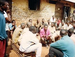Bamenda prison