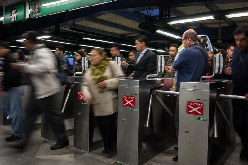 Una mirada al Metro de la Ciudad de México