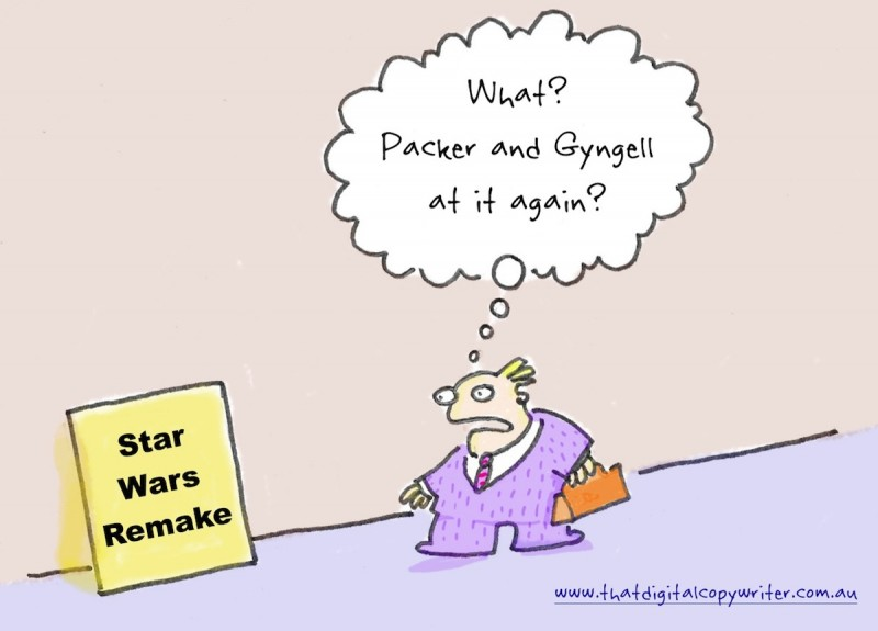 Packer-Gyngell Star Wars