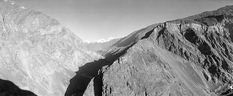 Pamir Mountains, Gorno-Badakshan Autonomous Oblast.