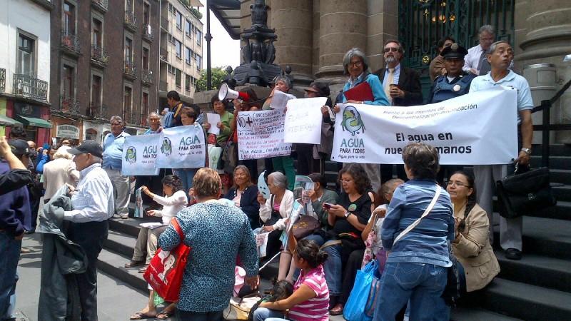 メキシコシティ:水を巡る人権闘争 · Global Voices 日本語