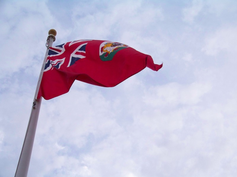 Bermuda's Flag; image by dmitri_66, used under a CC license.