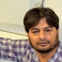 Shahzad Ahmad. Image by Rezwan