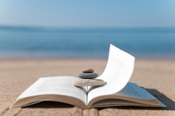 """Summer reading"" via nipmuc media center - Public domain"