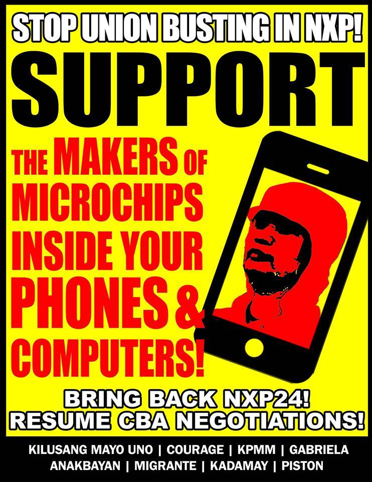 Workers Who Make Your iPhone Possible Are Fighting Labor