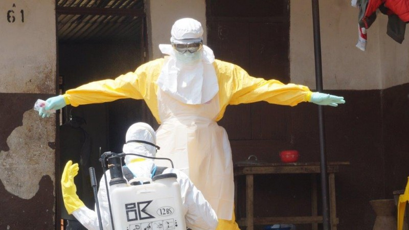 As one of the Ebola epicentres, the district of Kailahun, in eastern Sierra Leone bordering Guinea, was put under quarantine at the beginning of August. Photo credit: EC/ECHO/Cyprien Fabre. CC BY-ND 2.0