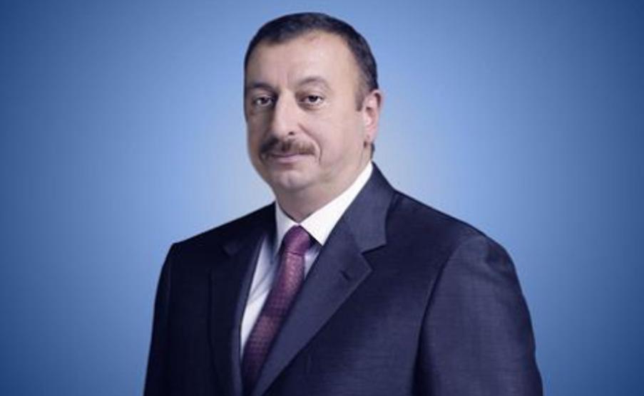 aliyev twitter