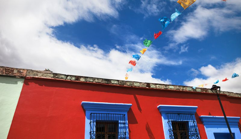 'Colorful', Mexico, Oaxaca - Photo by Chris Ford  (CC BY-NC 2.0)