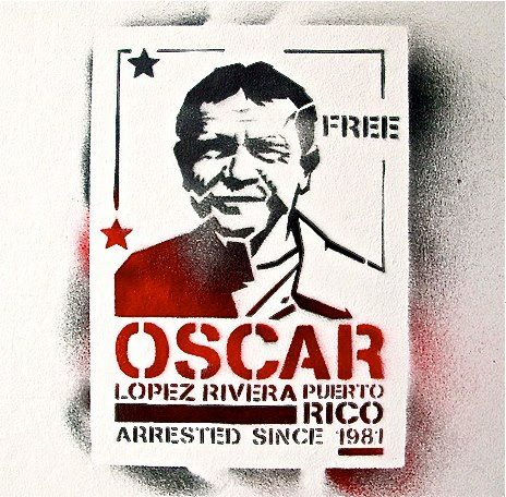 Photo from Facebook page Free Oscar López Rivera.