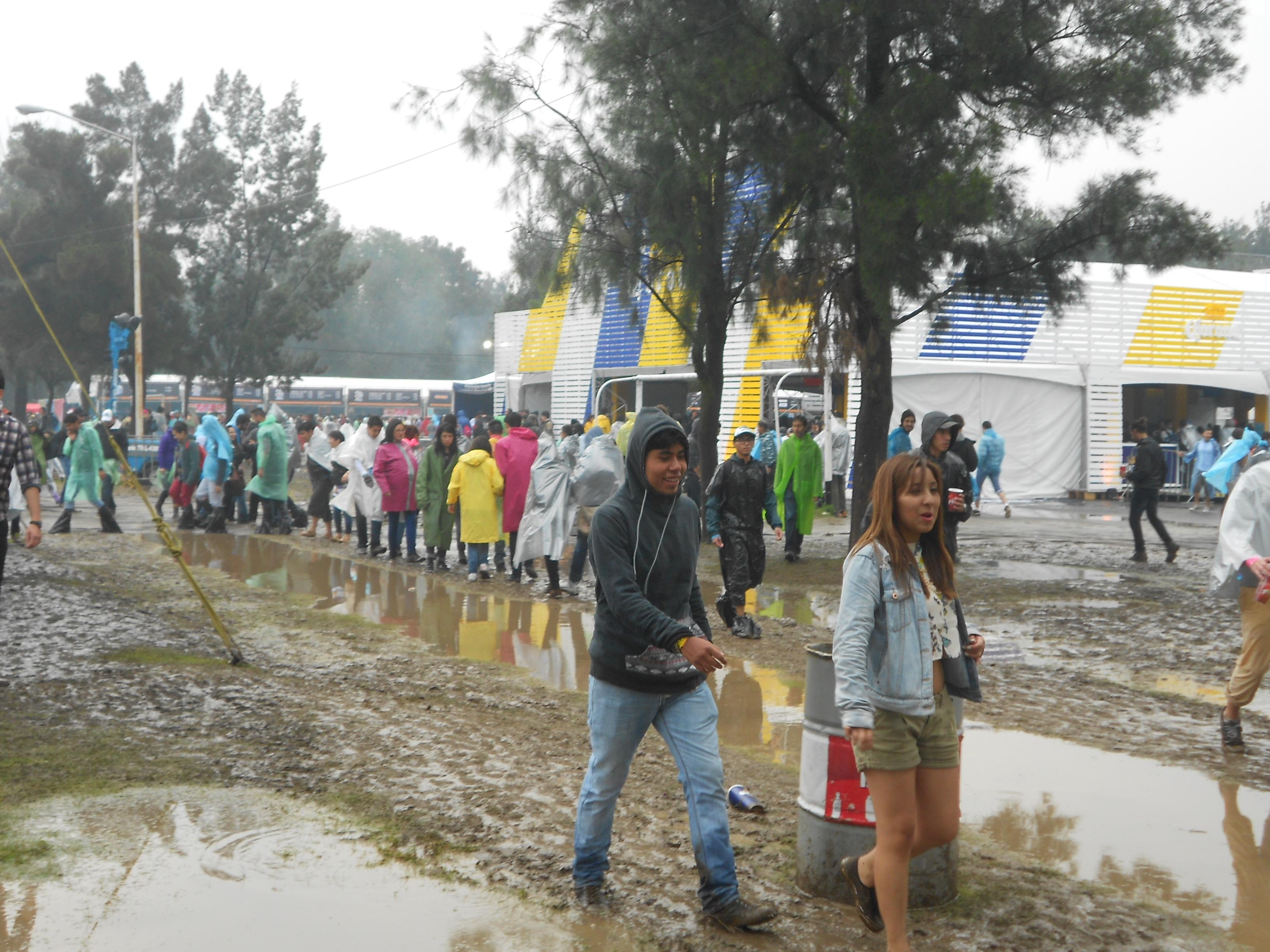Corona Capital Festival. Photo taken by the author, J. Tadeo.