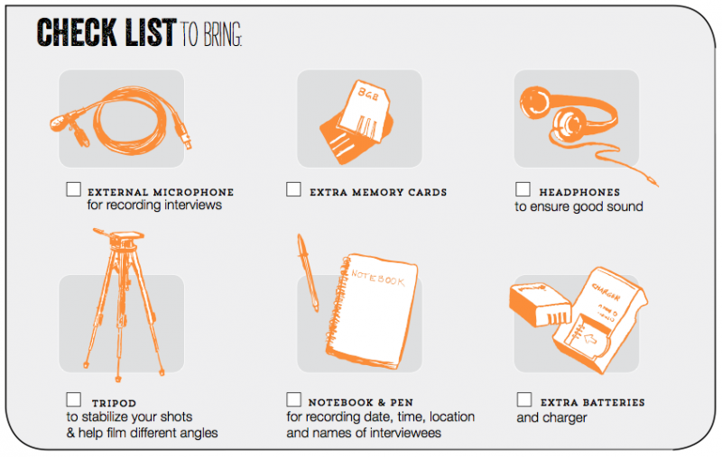Filming-Protests-checklist